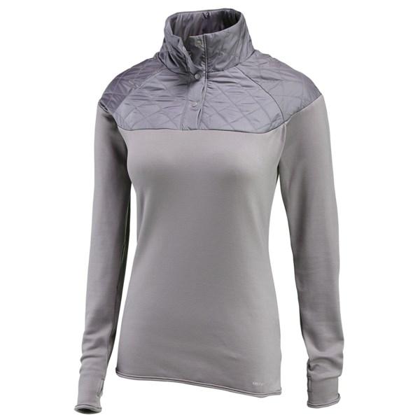 Merrell Soleil Mixer Pullover Shirt - Insulated, Long Sleeve (For Women)