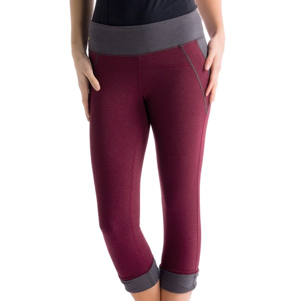 Lole Prasada Capris - Organic Cotton (For Women)