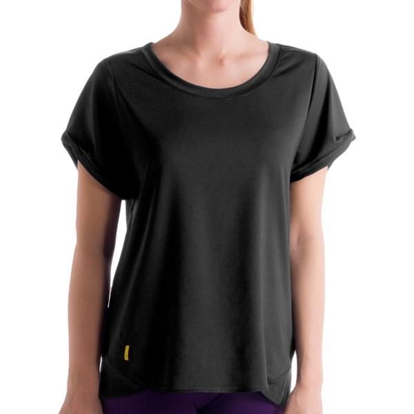 Lole Amorigue T-Shirt - UPF 50 , Short Sleeve (For Women)
