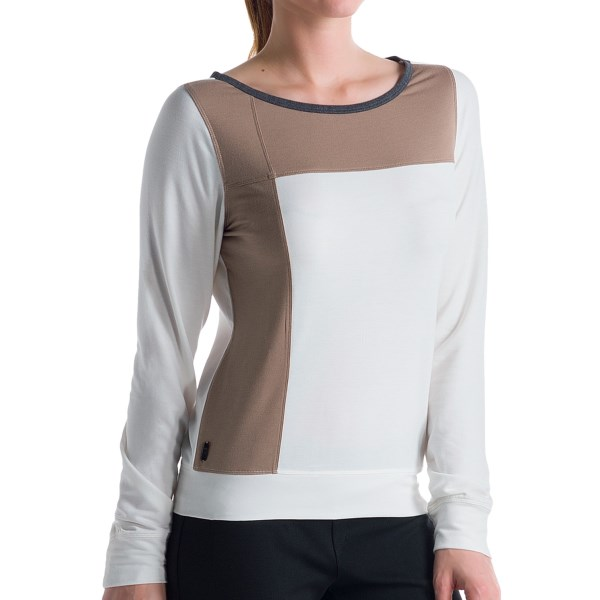 Lole Gracie Shirt - Long Sleeve (For Women)