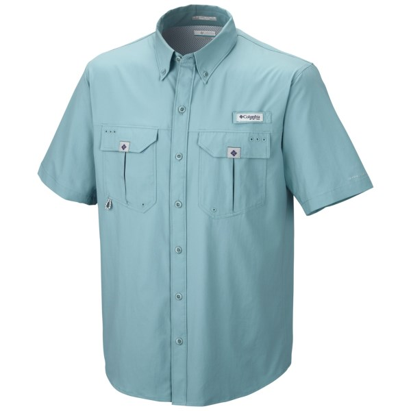 Columbia Sportswear Blood ?N Guts(R) II Shirt - UPF 50, Short Sleeve (For Men)