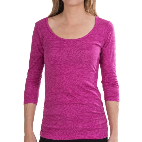 New Balance Charlie Shirt - 3/4 Sleeve (For Women)