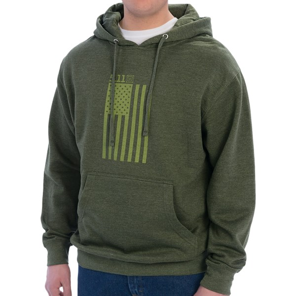 5.11 Tactical Tonal Stars and Strips Hoodie (For Men)