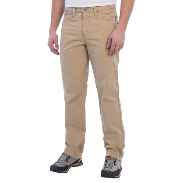 CLOSEOUTS . Merrelland#39;s Escape twill pants are built to take you away from the everyday and set out for adventures across town or across the country. Made from rugged twill, the Escapeand#39;s classic five-pocket style features a bonus snap cargo pocket for easy access to essentials when youand#39;re on the move. Available Colors: MANGANESE, CAPPUCCINO, WHEAT.