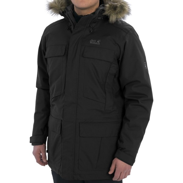 Jack Wolfskin Halifax Texapore Parka - Waterproof, Insulated (For Men)