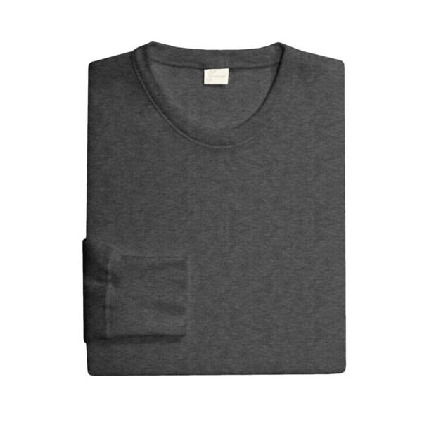 Medima Merino Wool-Angora Underwear Shirt - Lightweight, Long Sleeve (For Men)