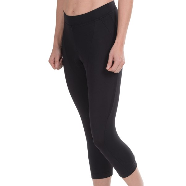 CLOSEOUTS . Perfect for your daily rides and big races, Castelli Palmares Due cycling knickers feature soft, stretchy Softflex RS fabric and a women-specific KISS3 Donna chamois. Available Colors: 010 BLACK. Sizes: XS, S, M, L, XL.