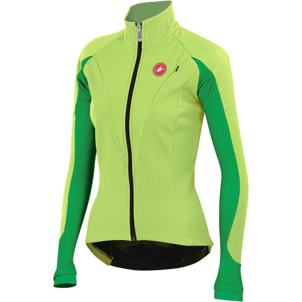 Castelli Illumina Cycling Jacket (For Women)