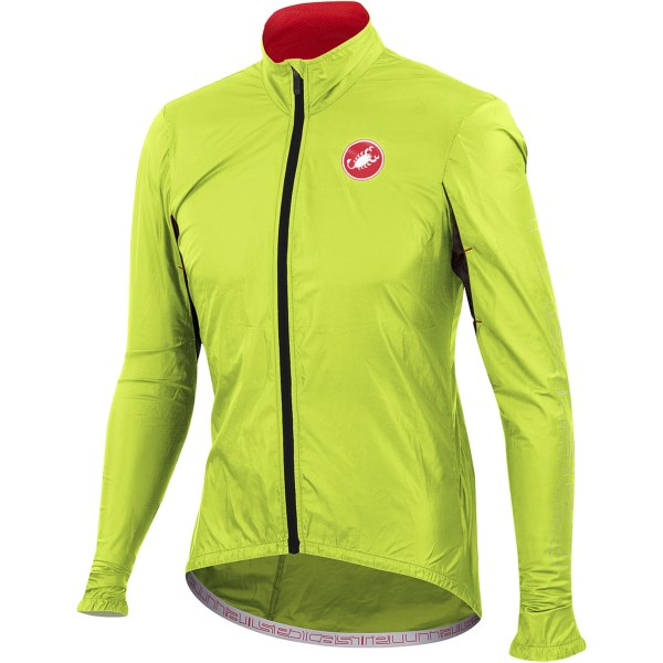 Castelli Velo Cycling Jacket (For Men)
