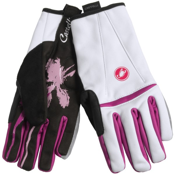 Castelli Cromo Cycling Gloves (for Women)