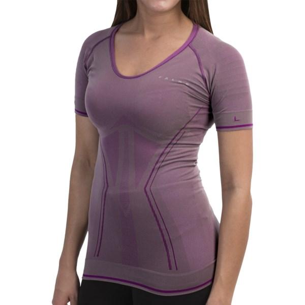 Falke TK Athletic Shirt Short Sleeve (For Women)