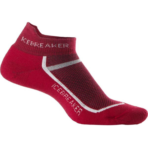 Icebreaker Multisport Light Micro Socks Merino Wool, Light Cushion, Below the Ankle (For Men)