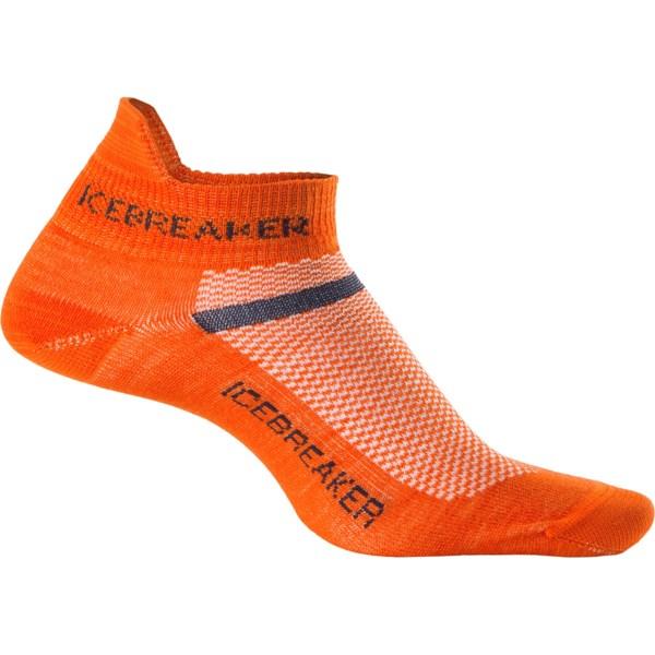 Icebreaker Multisport Ultralite Micro Socks - Merino Wool, Below-the-Ankle (For Men)