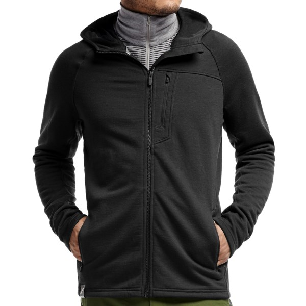 photo: Icebreaker Sierra Plus Long Sleeve Hood