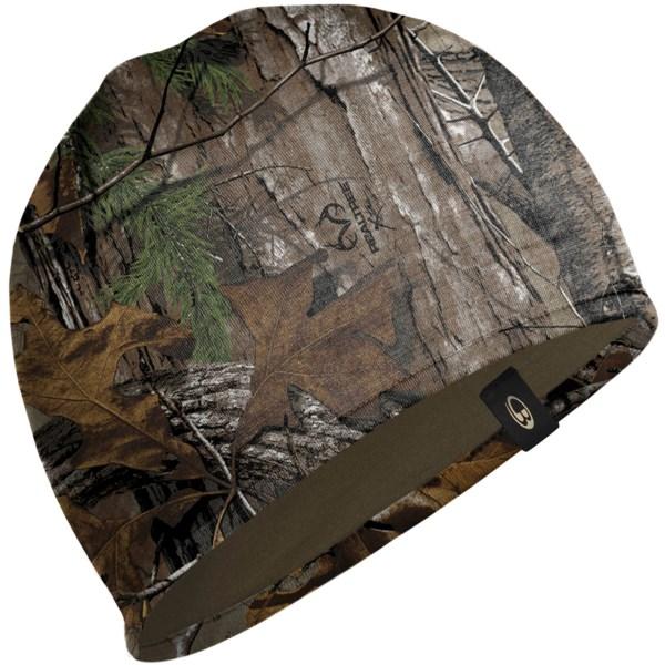 Icebreaker Pocket Realtree(R) Beanie Hat - UPF 30 , Merino Wool (For Men and Women)