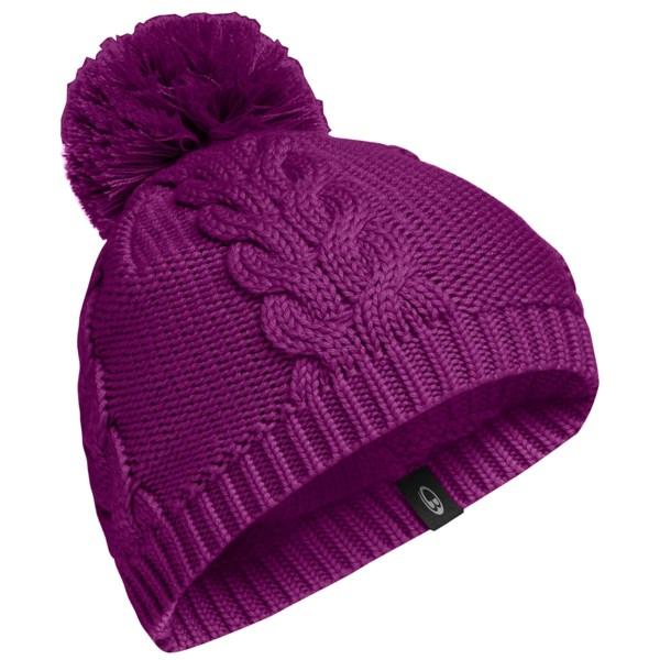 Icebreaker Boreal Hat - UPF 20 , Merino Wool (For Men and Women)