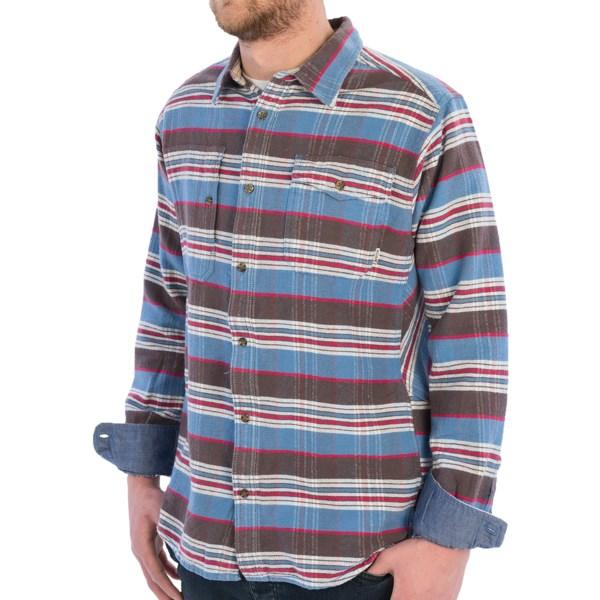 Burton Mill Cotton Shirt - Long Sleeve (for Men)