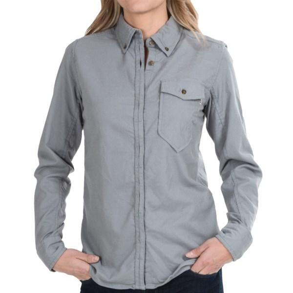 Burton Cora Flannel Shirt - Long Sleeve (For Women)