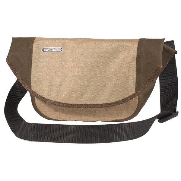 CLOSEOUTS . Sling Ortlieband#39;s Sling-It messenger bag over your shoulder and set out to tackle your day. The durable, highly water-resistant design has a fold-over top with a touch-fasten closure and interior organizer pockets. Available Colors: CINNAMON/HAZEL.