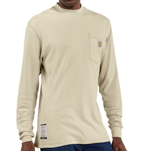 Carhartt Flame-Resistant T-Shirt - Long Sleeve (For Men)
