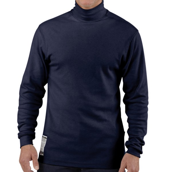 Carhartt Flame-Resistant Mock Turtleneck - Long Sleeve (For Big and Tall Men)