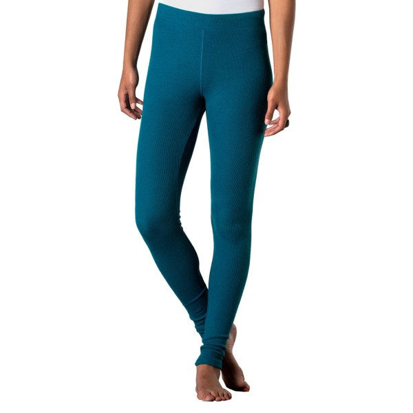 Horny Toad Ribbed Leap Leggings (For Women)