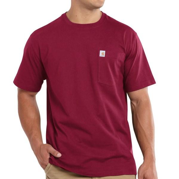 Carhartt Maddock T-shirt - Short Sleeve (for Men)