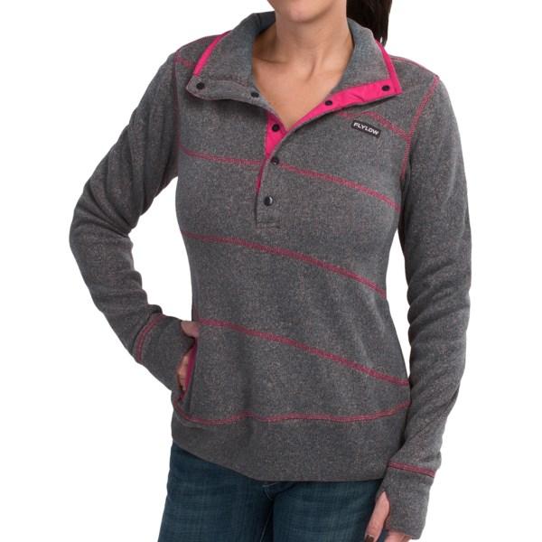 Flylow Susie Midlayer Fleece Pullover - Long Sleeve (For Women)