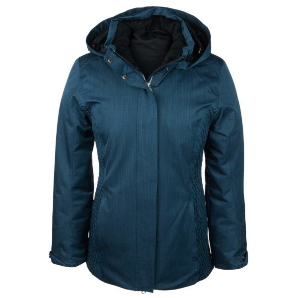 CLOSEOUTS . With a long, sleek silhouette, side ruching and warm insulation, the chic Obermeyer Lexington jacket is designed to handle the cold and snow in style. Available Colors: BLACK, SLATE BLUE. Sizes: 14, 16, 18, 20, 10, 12.