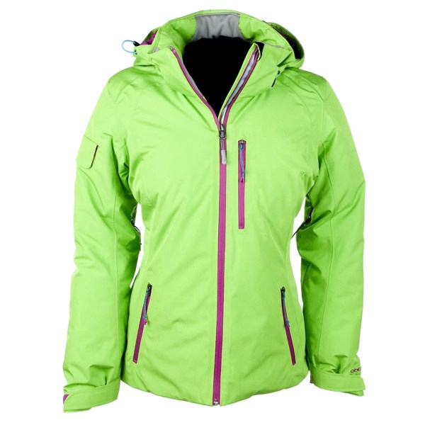 Obermeyer Cruz Ski Jacket - Waterproof, Insulated (For Women)