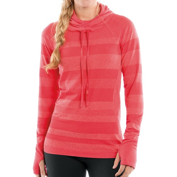 Moving Comfort Fusion Hoodie (For Women)