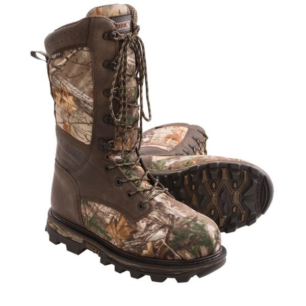 Rocky Arktos Outdoor Boots - Waterproof, Insulated (For Men)