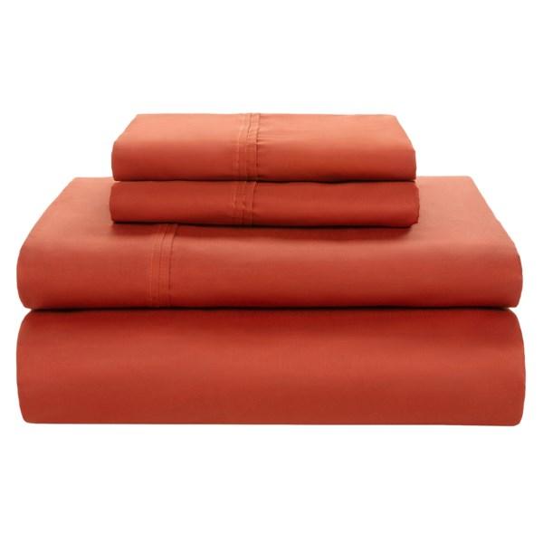Welspun Perfect Touch Sheet Set - King, 625 TC Egyptian Cotton Sateen