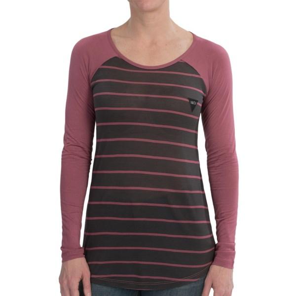 Nikita Brighton Shirt - Modal, Long Sleeve (For Women)