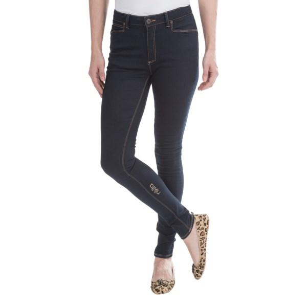 Nikita Royal Skinny Jeans - Mid Rise (For Women)