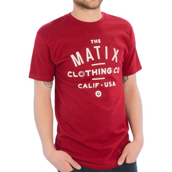 Matix Crew T-Shirt - Short Sleeve (For Men)