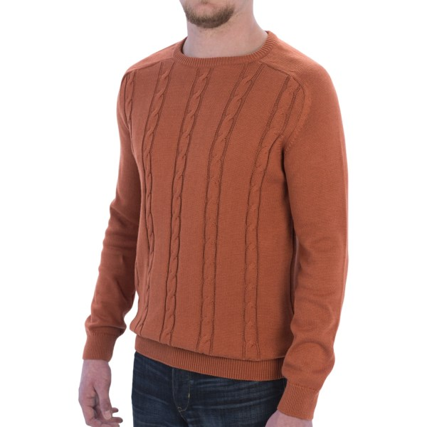 Barbour International Steve Cable-knit Sweater - Cotton-cashmere (for Men)