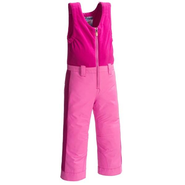 Obermeyer Warm-Up Ski Bib Overalls - Waterproof, Insulated (For Girls)