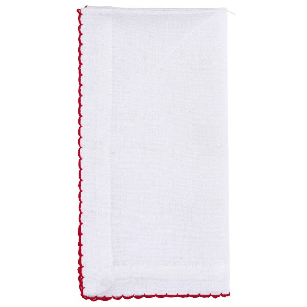 Stitch and Shuttle Saanvi Fabric Napkins - Cotton, Set of 4