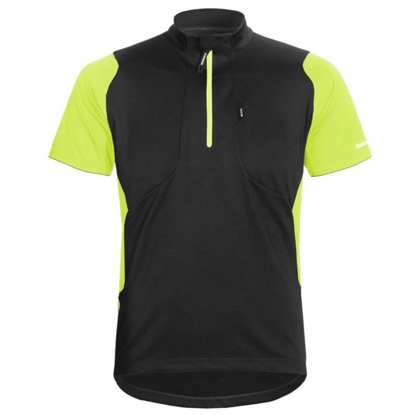 Shimano Touring Cycling Jersey - Short Sleeve (For Men)