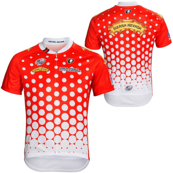 Pearl Izumi USA Pro Cycling Challenge Cycling Jersey - Zip Neck, Short Sleeve (For Men)