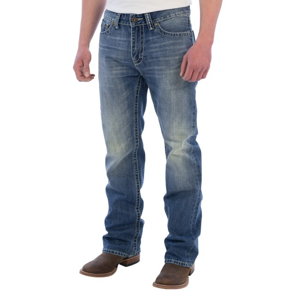 Cowboy Up Grit Jeans - Relaxed Fit (For Men)