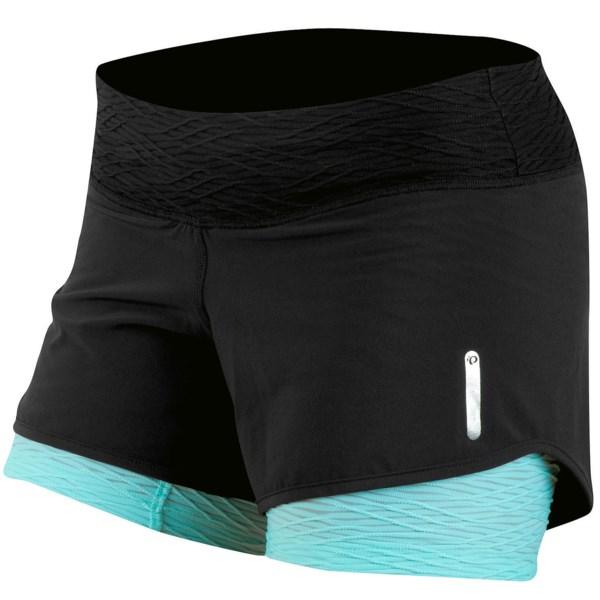 Pearl Izumi Flash 2-in-1 Shorts (for Women)