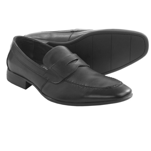 Robert Wayne Reese Penny Loafers - Leather (for Men)