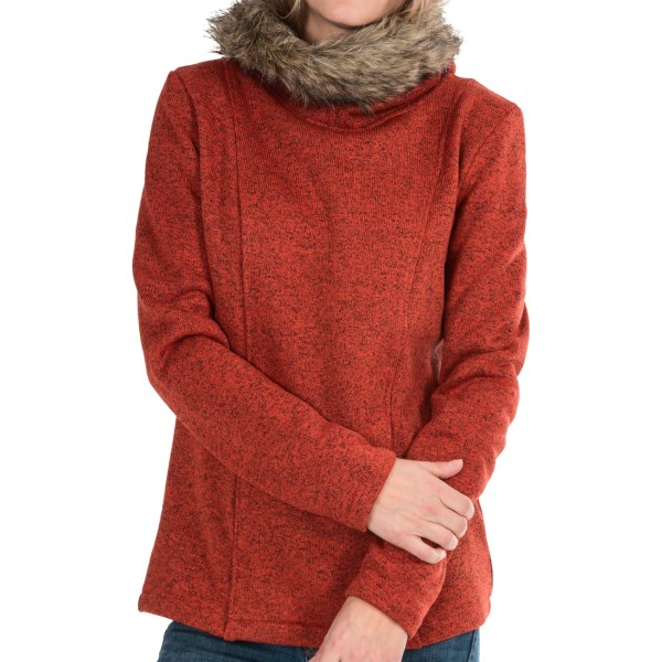 Wooly Bully Wear Vail Hoodie (For Women)