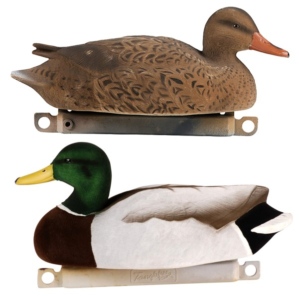 CLOSEOUTS . Create a life-like decoy spread with the fully flocked Tanglefree Migration Edition Mallard combo pack to get the most out of your hunting day. Available Colors: SEE PHOTO.