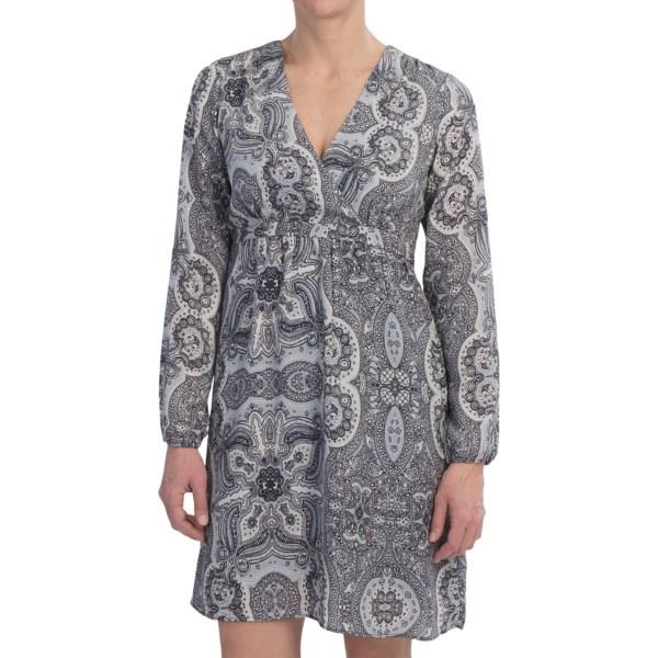 Aventura Clothing Maxine Dress - Georgette, Long Sleeve (For Women)