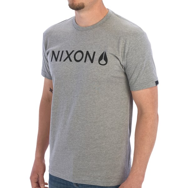 Nixon Basis T-Shirt - Short Sleeve (For Men)