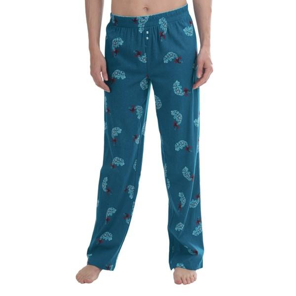 Jockey Art Deco Pajama Pants - Lightweight (for Women)