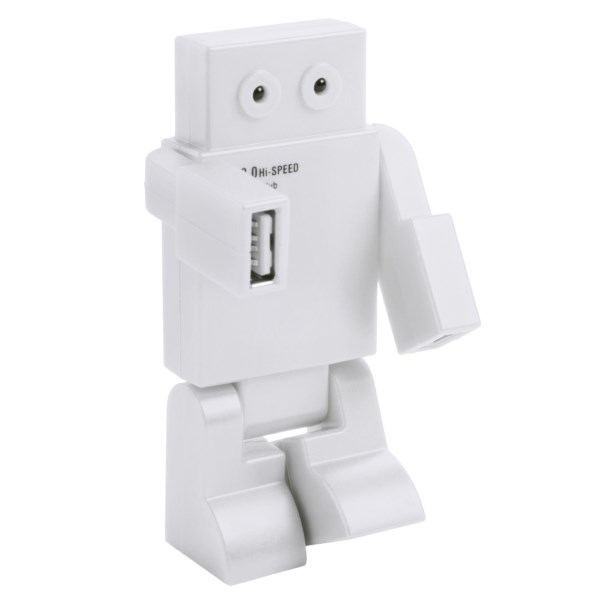 Passport Robot USB Port